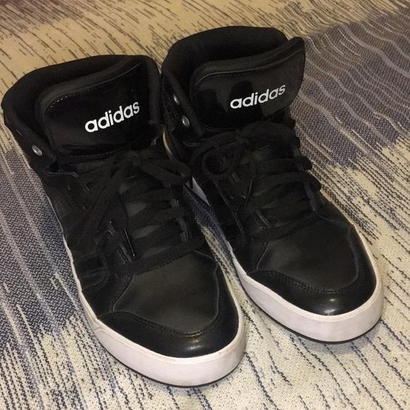 le adidas nuvola schiuma sneakers alte poshmark